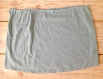 My scrap jersey fabric...